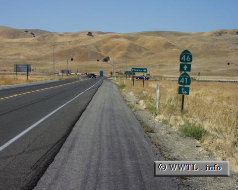 California State Route 46